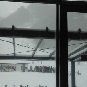丸沼高原スキー場は、降雪中!