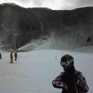 丸沼高原スキー場は増雪中!