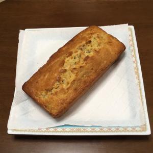 今日はいい夫婦の日&バナナケーキを焼いたよ~~~♪
