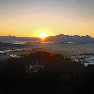 日の出(山本山)