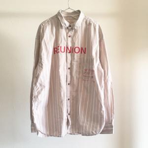 少しだけ上品なアナーキーなシャツ