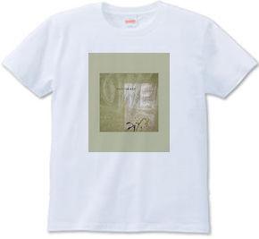 夏の終わりのフォトTシャツ