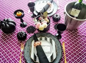 いつもの食卓にプラスして! ハロウィンのテーブルコーディネートに使える雑貨5選