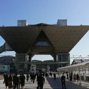 国際ロボット展2019@東京ビックサイト