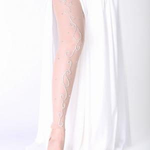 《WEBアップ品》Eman Zaki♡アラベスク模様が素敵なトレンカ