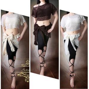《お問い合わせより》オリジナルレッスンウェアに合わせたスカートはこちらです♪