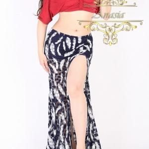 《新商品UP!》ハフラにも使える♡広がりが華やかなロングスカート♪