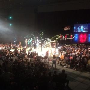 10.1横浜文化体育館大会