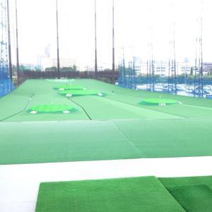 ゴルフスクール3回目は雨だった