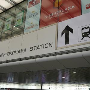 横浜アリーナ視察