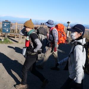 連休最終日は筑波山へ その2