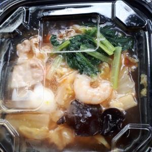 コンビニの中華丼