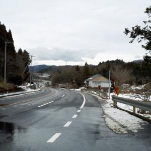 飯南町は雪