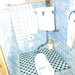 和式から洋式シャワートイレに!
