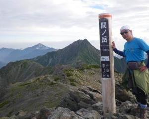 北岳〜間ノ岳 2