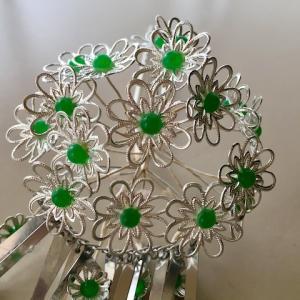 新 緑仙の日々是好日(簪を飾る)