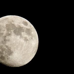 氷山の楽書き帳(十三夜 後の月)
