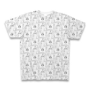 全身プリントTシャツその1
