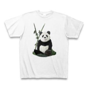 パンダのTシャツ