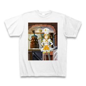 超キュート!可愛いパティシエールTシャツ