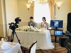 リモートウエディング・Zoom Wedding/ズームウエディング