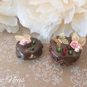 チョコレートケーキ☆ロザフィF6