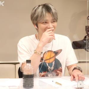 今日放送された【古家正亨とジェジュンのPOP★A】20.10.28(NHKラジオ)