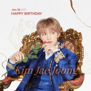 ジェジュン☆HAPPY BIRTHDAY J-JUN!