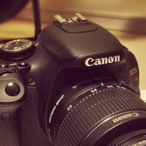 カメラの事