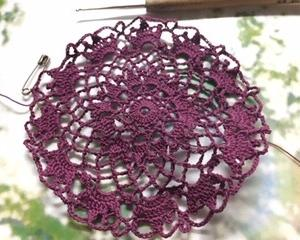 編むことは、瞑想に似ている