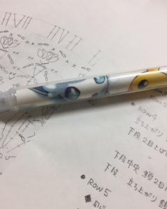 ミストヤーンdeストール(ショール)を編む〜序