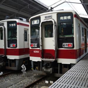 【東武鉄道】日光線全線開通90周年記念イベント実施を発表。6050型車両1編成を6000系カラーとしたリバイバルカラー車両として運行(2019.11~)