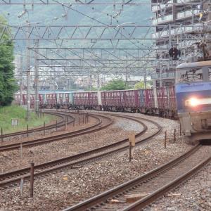 【京都鉄道博物館】JR貨物EF200形電気機関車とシキ800形式貨車を特別展示(2019.11.16~11.24)