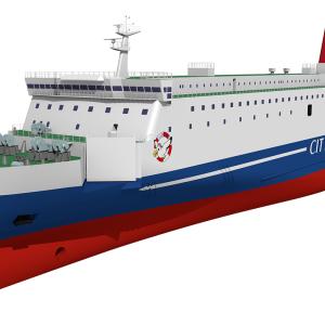 【名門大洋フェリー】2021年度に新造船就航を発表。「フェリーきょうとⅡ」「フェリーふくおかⅡ」の代替