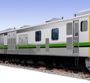 【JR東日本】新型砕石輸送気動車GV-E197系、事業用電車E493系の投入を発表(2021年春)