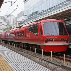 【伊豆急行】「リゾート21」使用の夜行団体臨時列車を運行(2021.11.6~7)日本旅行のツアーとして実施