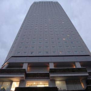 アパホテル横浜ベイタワー チェックイン