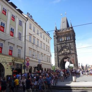 プラハ街歩き カレル橋