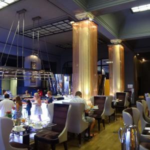ホテルカルロ4世 朝食ビュッフェ