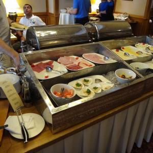 ホテルマロールズ 朝食ビュッフェ