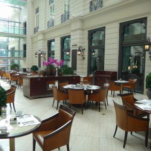 コリンシアホテル・ブダペスト 朝食ビュッフェ