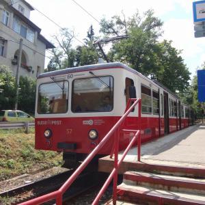 ブダペスト登山鉄道
