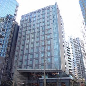 ダイワロイネットホテル西新宿 チェックイン