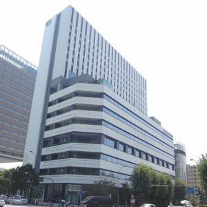 横浜東急REIホテル チェックイン