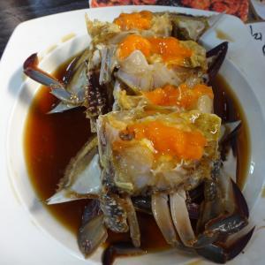 馬山醤油蟹