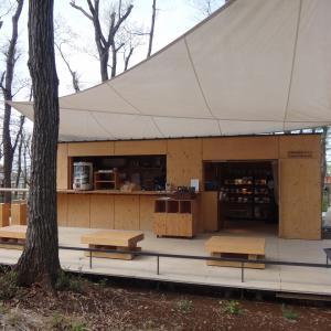 武蔵野樹林カフェ