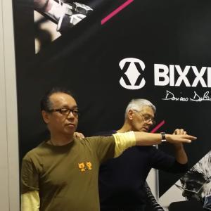 『どうしてBIXXISなのか? Doriano De Rosaと私 第7回 遂に願いかなう』