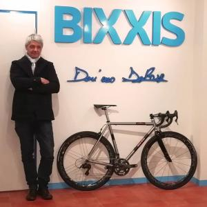 『どうしてBIXXISなのか? Doriano De Rosaと私 第10回 匠の初来日』