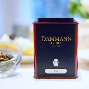再入荷!世界最古のフランス・パリの老舗の紅茶ダマンフレールでティータイム♪ブログ