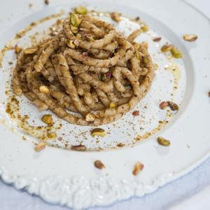 6月17日 ついに入荷!頑張れイタリア!世界一のピスタチオ・ペストは激ヤバのウマさのパスタ料理♪